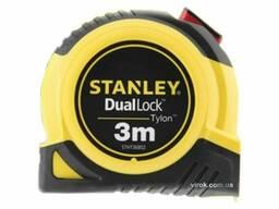 """Рулетка Stanley """"Tylon DUAL LOCK"""" 3 м х 13 мм"""