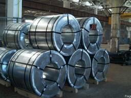 Рулон оцинкованный 0,3 - 1,5 мм Zn 100, 140 ,200, 250.