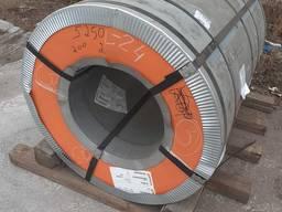 Рулон оцинкованный 2х1000(1250)мм цена наличие Zn140-275