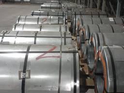 Рулон оцинкованный 0, 45х1000(1250)мм цена наличие
