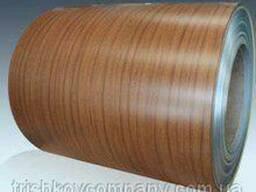 Рулонная сталь с покрытием Printech Китай сосна