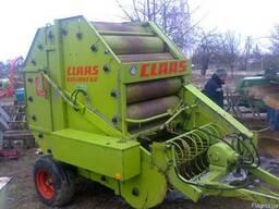 Рулонний прес підборщик Claas Rollant 62