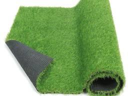Рулонный искусственный газон за 30мм