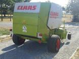 Рулонный пресс-подборщик Claas Rollant 46 Roto Cut / 250 - фото 3