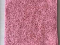 Рушник 70х140, Отель 450 гр/м2, нитка 16/ колір рожевий1277