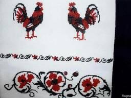 Рушники свадебные венчальные ручной вышивки