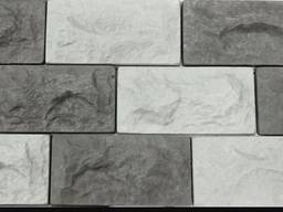 Рваный камень фасадная плитка