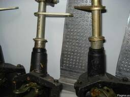 Рычаг управления подачей топлива , 6505-1108011-01 ,