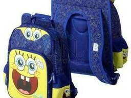 Рюкзак ортопедический Sponge Bob (Губка Боб)