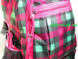 Рюкзак ранец для Девочки школьный ортопедический средней и с