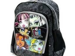 Рюкзак школьный для девочки Monster High (Школа Монстров)