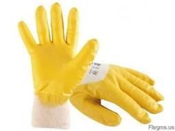 С 29 – Сitrin Перчатки трикотажные с тонким нитриловым покры