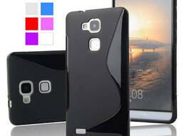 S-line TPU силикон чехол для Huawei Ascend Mate 7