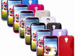 S-line TPU Силиконовый чехол для Samsung Galaxy S4 i9500