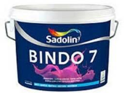 Sadolin Bindo 7 (Садолин Биндо 7) водоэмульсионная краска 10