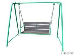 Садовая качель (скамья на цепях) DALI 704/к