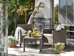 Садовая мебель Allibert Orlando Weekend - фото 7