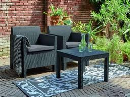 Садовая мебель Allibert Orlando Weekend - фото 8