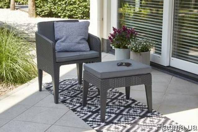 Садовая мебель Columbia Mini Balcony Set Allibert, Keter