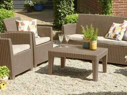 Садовая мебель Corona Lounge Set Allibert, Keter