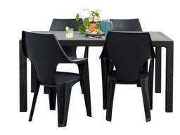 Садовая мебель Dante Melody Dining Set Allibert, Keter