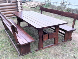 Садовая мебель, лавочки, столы