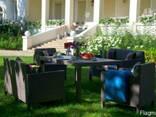 Садовая мебель Orlando Fiesta Set Allibert, Keter - фото 5