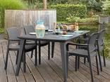 Садовая мебель Samanna Lima Dining Set Allibert, Keter - фото 1