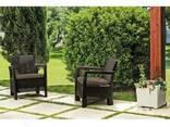 Садовая мебель Tarifa 2x Chairs Allibert, Keter - фото 1