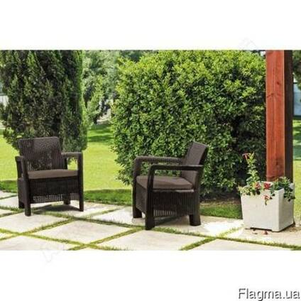 Садовая мебель Tarifa 2x Chairs Allibert, Keter