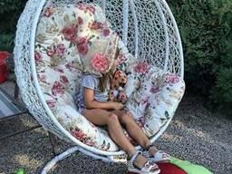 Садовое подвесное кресло. Підвісне крісло