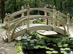 Садовый мостик №3