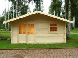 Садовые домики из бруса и доски г.Кривой Рог