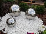 Садовые фонтаны, декоративные пруды, искусственные водопады - фото 1
