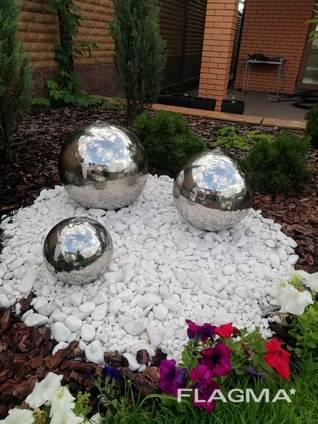 Садовые фонтаны, декоративные пруды, искусственные водопады