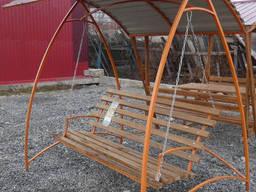 Садовые качели КМ - 1