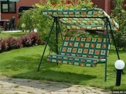Садовые качели от производителя Киев, качели садовые продажа