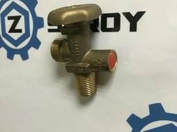 SafeGas Вентиль газовий балонний з запобіжним клапаном 17Е ВБК-1 Shell W21,8 *1/14 LH 0276