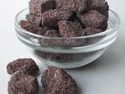 Сахар колотый с какао 0, 5кг.