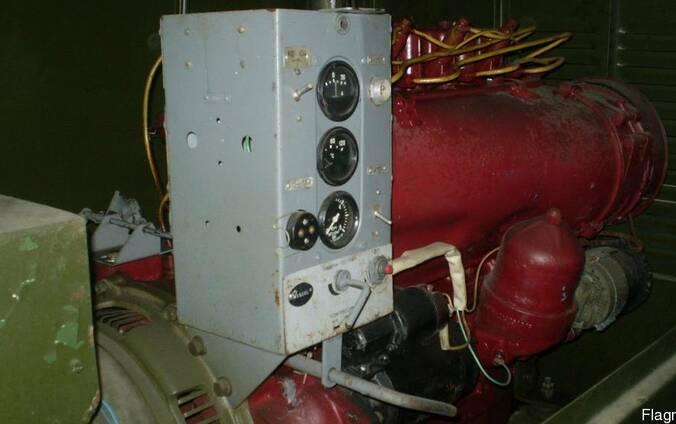 САК сварочный агрегат-двигатель Д144