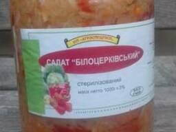 """Салат """"Белоцерковский"""" 1Л."""