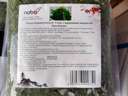 Салат из маринованных водорослей Чукка Вакаме Nobo