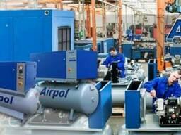 Сальник для винтового блока компрессора Airpol