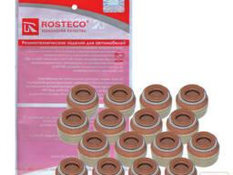 Сальники клапанов 2112 Rosteco к-т 16шт