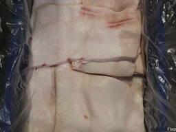 Сало боковое и хребтовое, шкура свинная