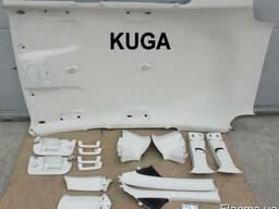 Салон накладка облицовка крыши Ford Kuga MK2 2013-