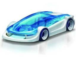 Salt Water car, Конструктор соль-мобиль, солевая машина