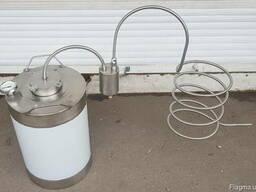 Самогонный аппарат дистиллятор нержавейка непроточный 17-50л