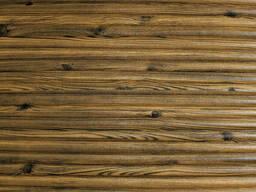 Самоклеящаяся 3D панель обои 700x770x5мм бамбук дерево. .. .