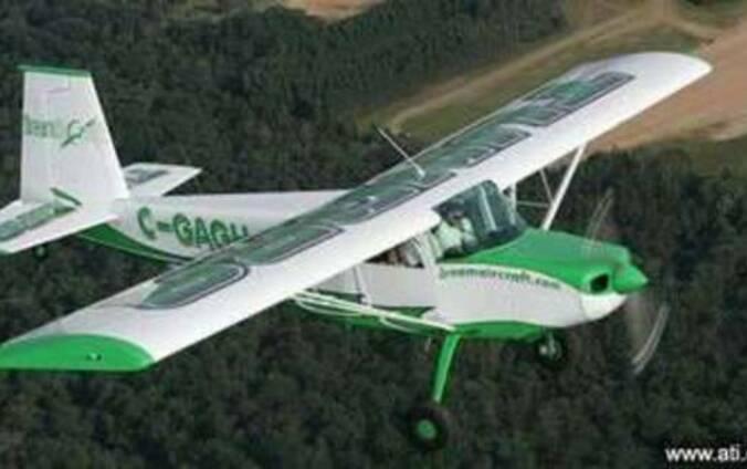 Самолет Tundra